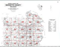 Map Image 045, Marinette County 1997